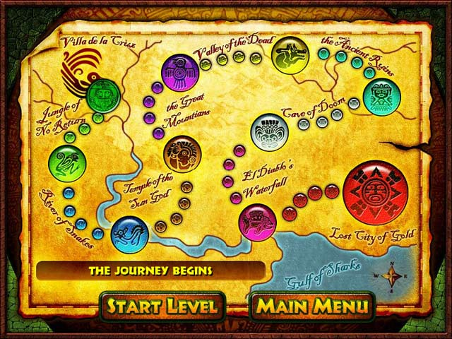 Spiele Screenshot 2 The Lost City of Gold