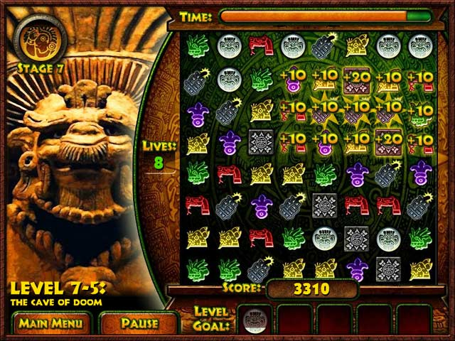 Spiele Screenshot 3 The Lost City of Gold