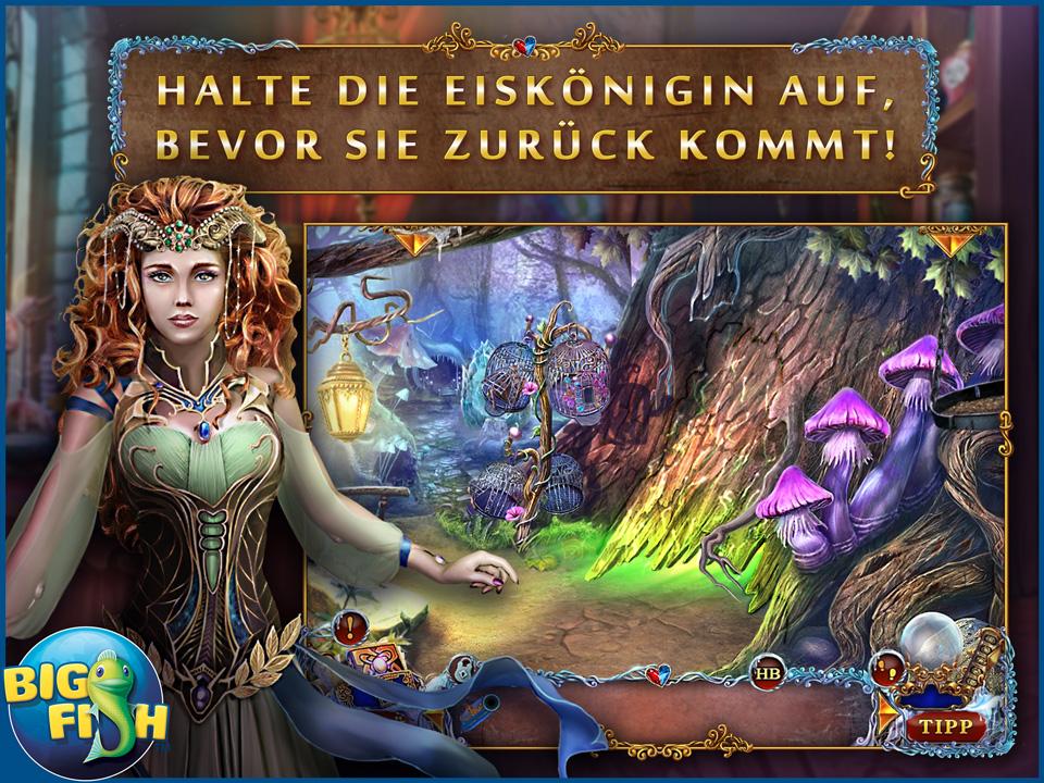 Screenshot für Love Chronicles: Winterfluch Sammleredition