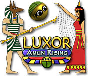 Feature- Screenshot Spiel Luxor Amun Rising