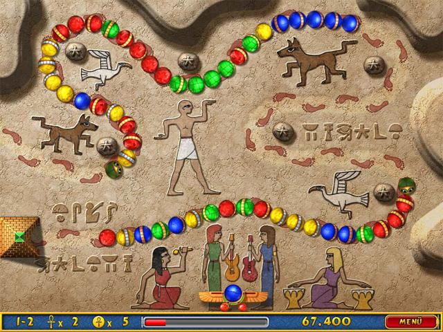 Spiele Screenshot 2 Luxor Amun Rising