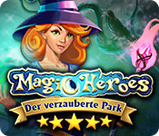 Feature- Screenshot Spiel Magic Heroes: Der verzauberte Park
