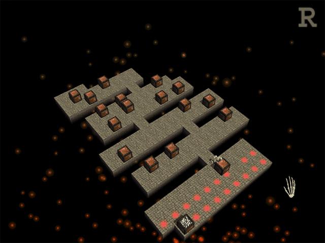 Spiele Screenshot 1 Magic Sokoban