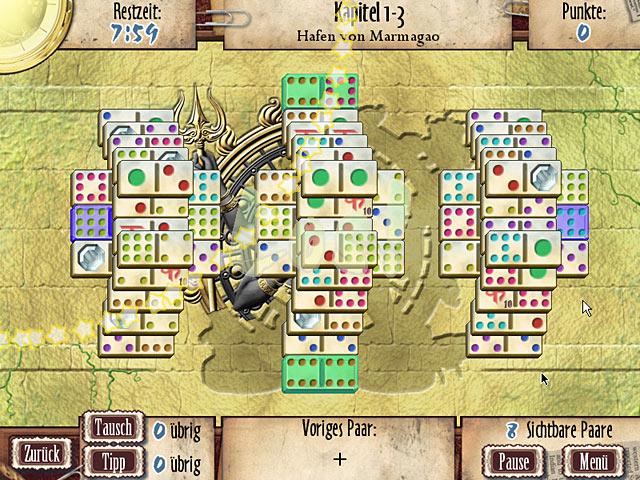 Spiele Screenshot 1 Mah-Jomino