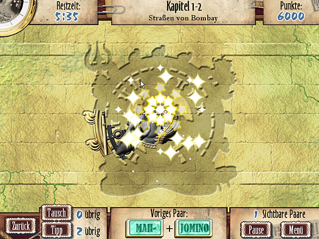 Spiele Screenshot 3 Mah-Jomino