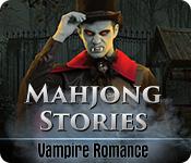 Feature- Screenshot Spiel Mahjong Stories: Vampire Romance