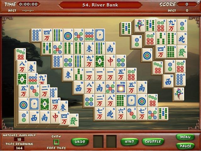 Spiele Screenshot 3 Mahjong Escape Ancient China