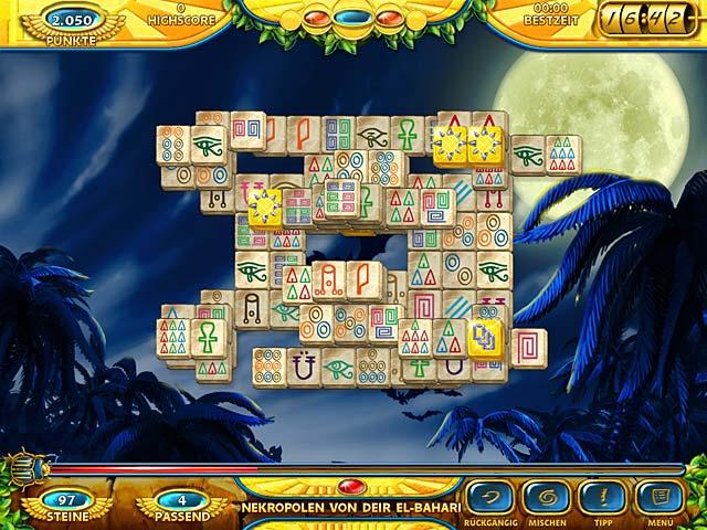mahjong ägypten