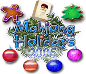 Feature- Screenshot Spiel Mahjong Holidays 2005