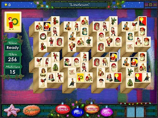 Spiele Screenshot 1 Mahjong Holidays 2005