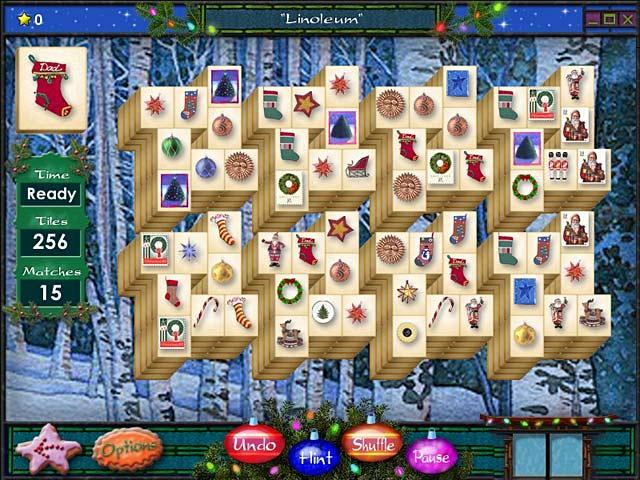 Spiele Screenshot 3 Mahjong Holidays 2005