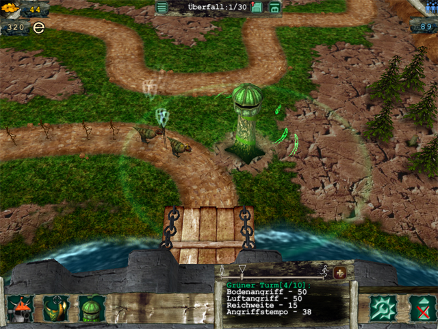 Spiele Screenshot 1 Master of Defense