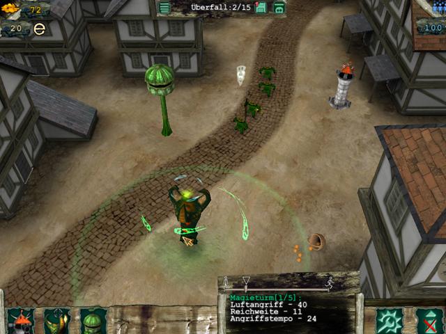 Spiele Screenshot 2 Master of Defense