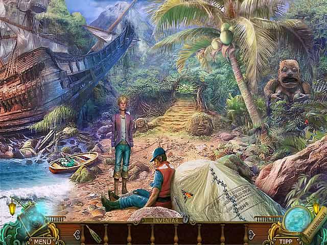Video für Mayan Prophecies: Die verfluchte Insel Sammleredition