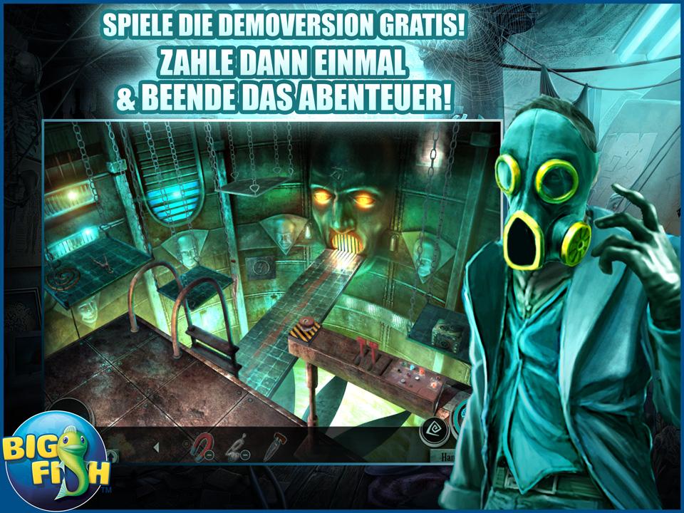 Screenshot für Maze: Das Gehenna Projekt Sammleredition