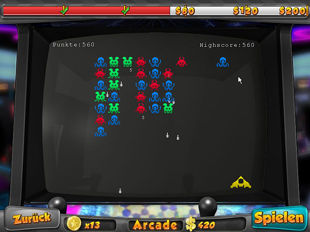 Spiele Screenshot 2 Megaplex Madness: Now Playing