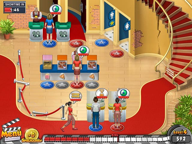 Spiele Screenshot 3 Megaplex Madness: Now Playing