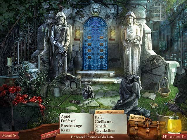 Spiele Screenshot 3 Midnight Mysteries: The Edgar Allan Poe Conspiracy