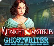 Feature- Screenshot Spiel Midnight Mysteries: Ghostwriter