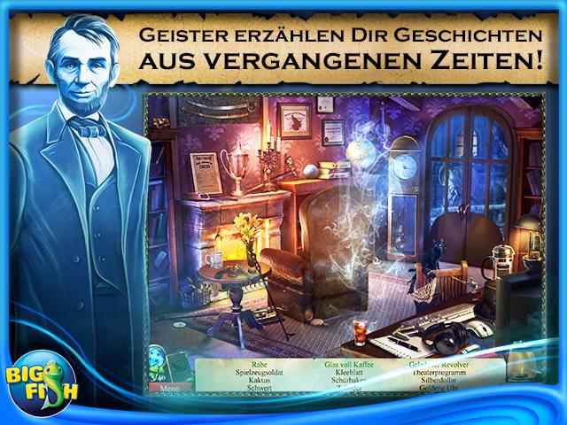 Screenshot für Midnight Mysteries: Abrahams Hexer Sammleredition