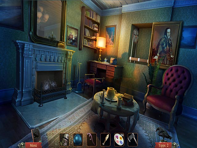 Spiele Screenshot 1 Midnight Mysteries: Abrahams Hexer