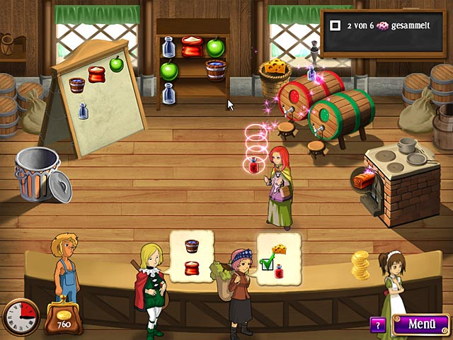 Spiele Screenshot 1 Miriel's Enchanted Mystery
