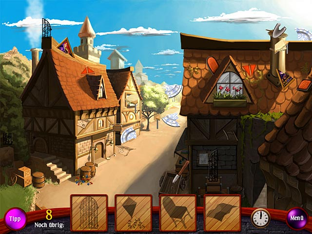 Spiele Screenshot 3 Miriel's Enchanted Mystery