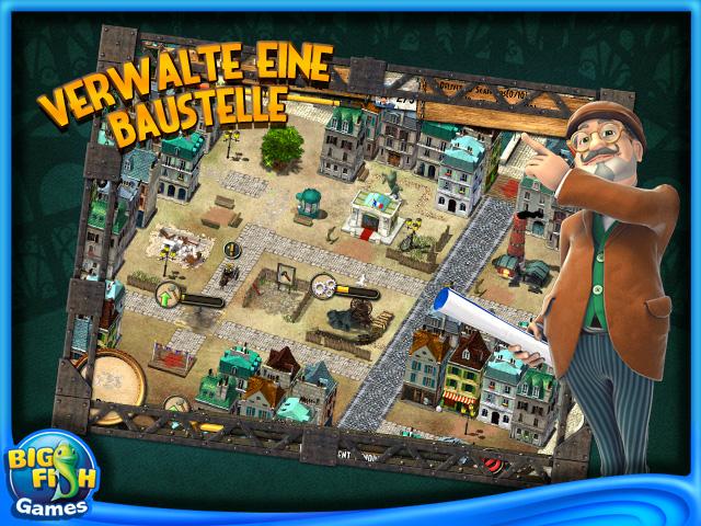 Screenshot für Monument Builder: Eiffelturm
