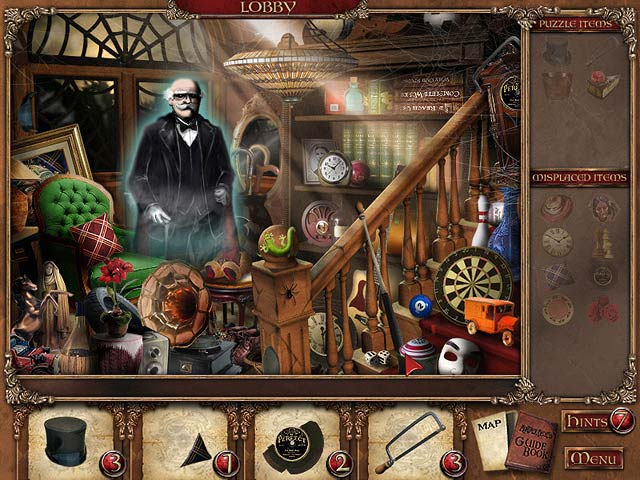 Mortimer Beckett and the Secrets of Spooky Manor img