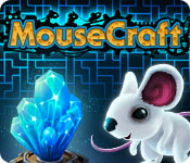 Feature- Screenshot Spiel MouseCraft