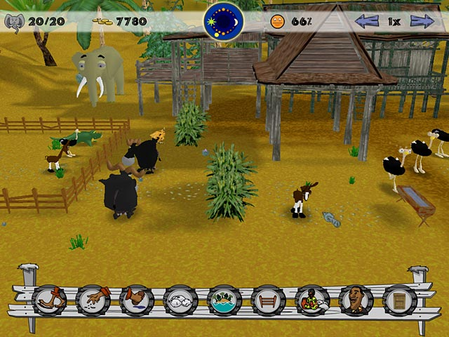 happy farm game online