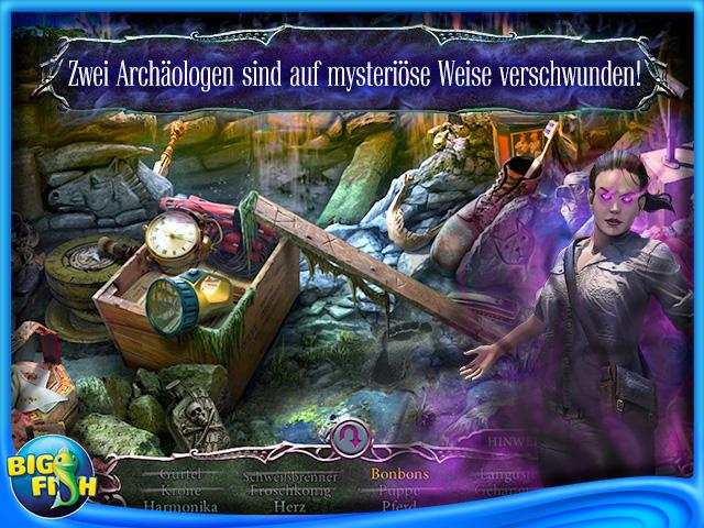 Screenshot für Mystery of the Ancients: Der Fluch des Schwarzen Wassers Sammleredition