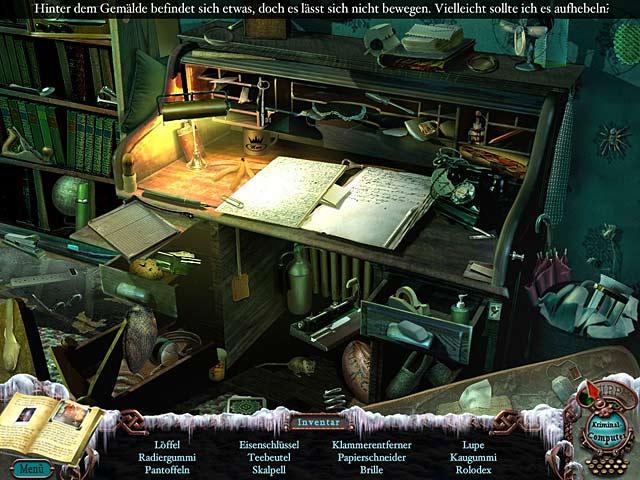Spiele Screenshot 2 Mystery Case Files®: Dire Grove