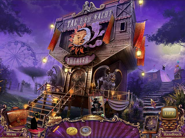 Video für Mystery Case Files®: Fate's Carnival Sammleredition