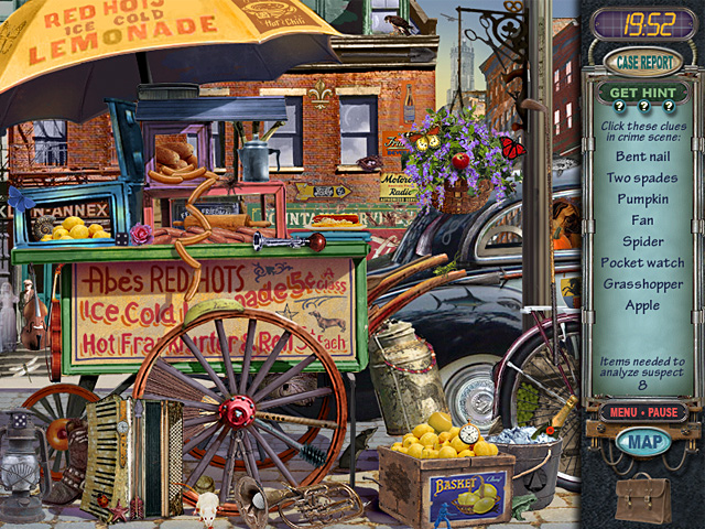 Spiele Screenshot 3 Mystery Case Files: Prime Suspects