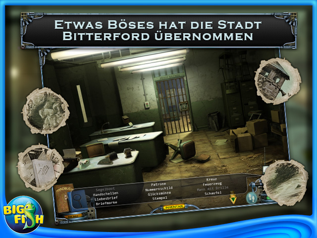 Screenshot für Mystery Case Files®: Shadow Lake Sammleredition
