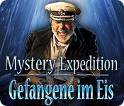 Feature- Screenshot Spiel Mystery Expedition: Gefangene im Eis