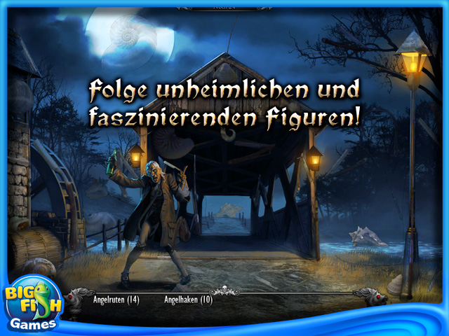 Screenshot für Mystery Legends: Sleepy Hollow