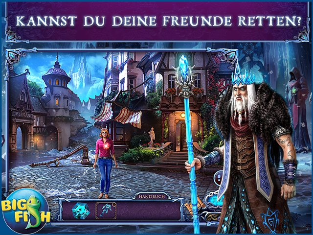 Screenshot für Mystery of the Ancients: Eiseskälte Sammleredition