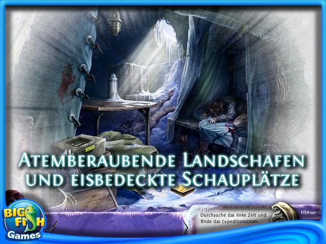 Screenshot für Mystery Stories: Berge des Wahnsinns
