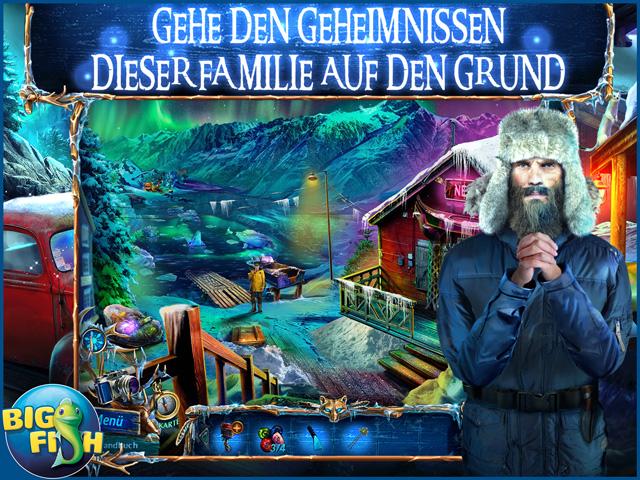 Screenshot für Mystery Tales: Wild in Alaska Sammleredition
