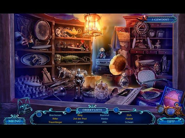 Mystery Tales: Schwarzer Tod img