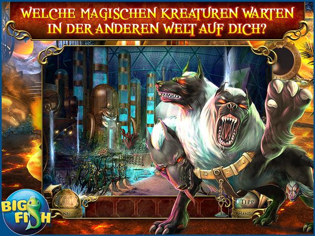 Screenshot für Mythic Wonders: Der Stein der Weisen Sammleredition