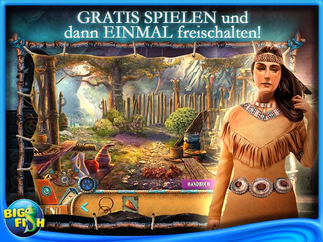 Screenshot für Myths of the World: Der Wolfsgeist Sammleredition