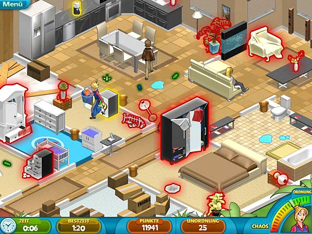 nanny mania 2 ipad iphone android pc spiel big fish. Black Bedroom Furniture Sets. Home Design Ideas