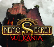 Nemo's Secret: Vulkania game