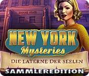 New York Mysteries: Die Laterne der Seelen Sammleredition