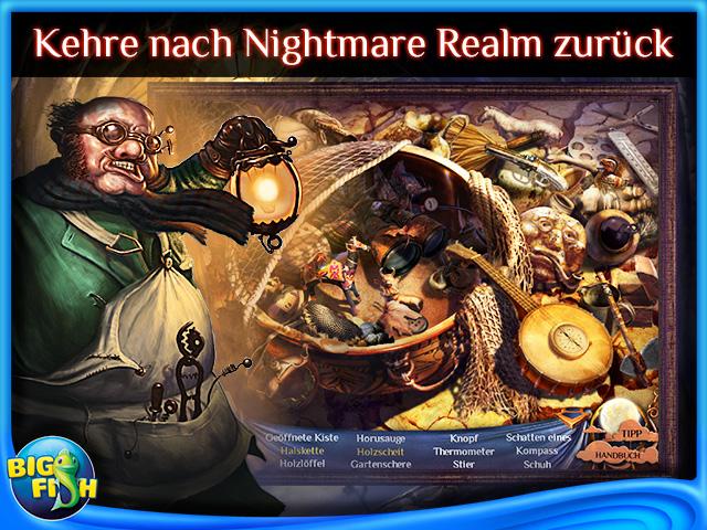 Screenshot für Nightmare Realm Sammleredition