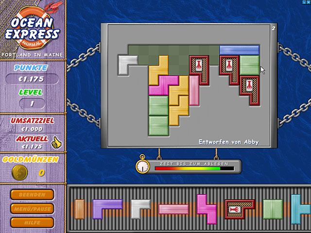 Spiele Screenshot 1 Ocean Express