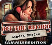 Off the Record - Linden Shades Sammleredition